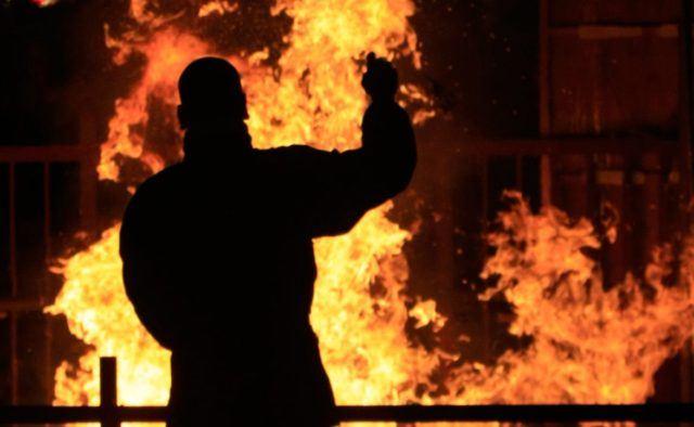 Arson Chicago Criminal Defense Attorney